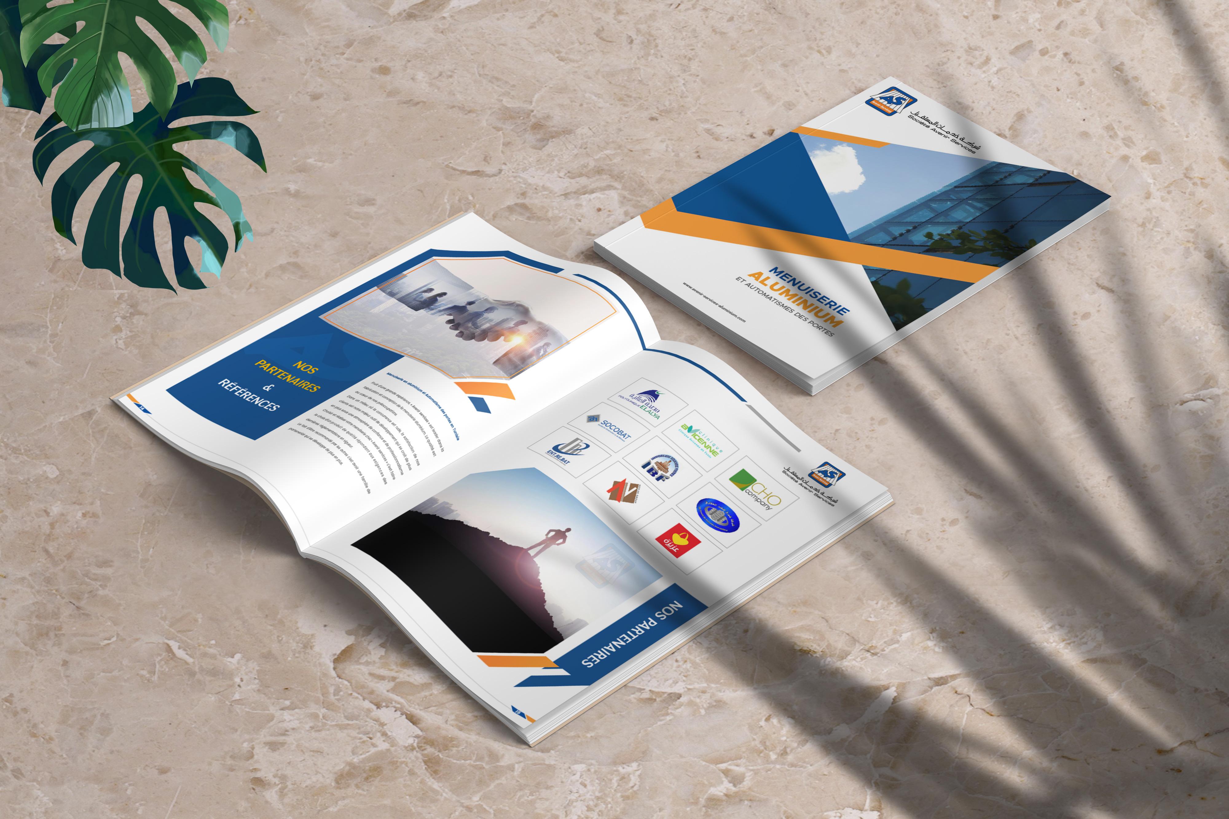 Catalogue Avenir Aluminium