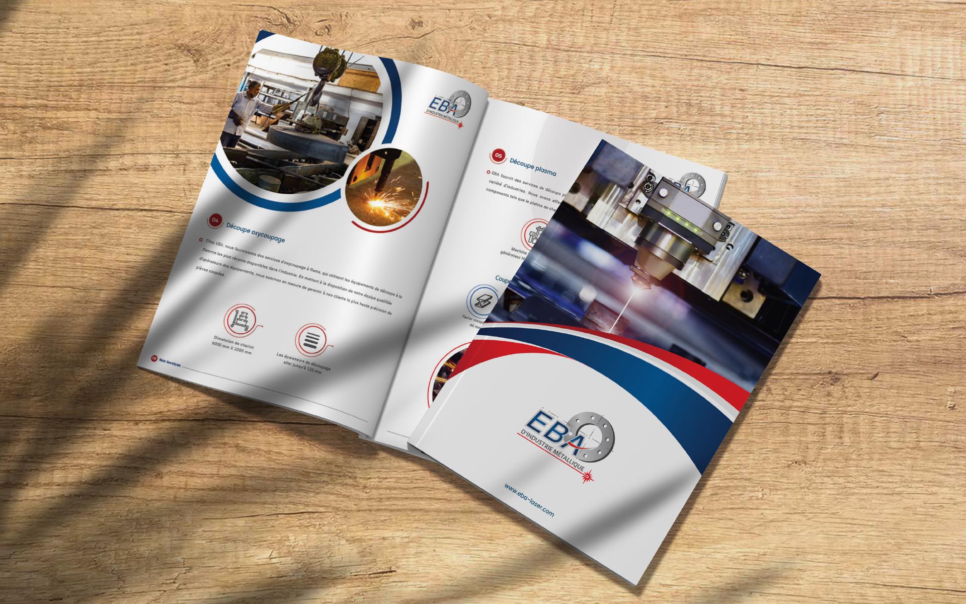 Catalogue Eba Laser