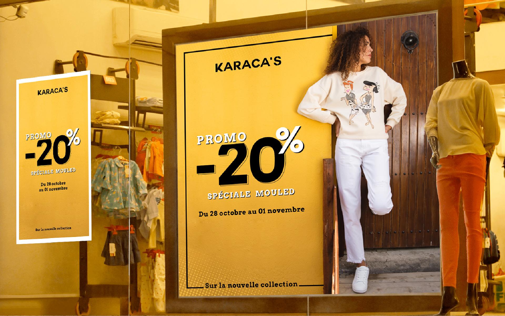 Panneau Karaca's