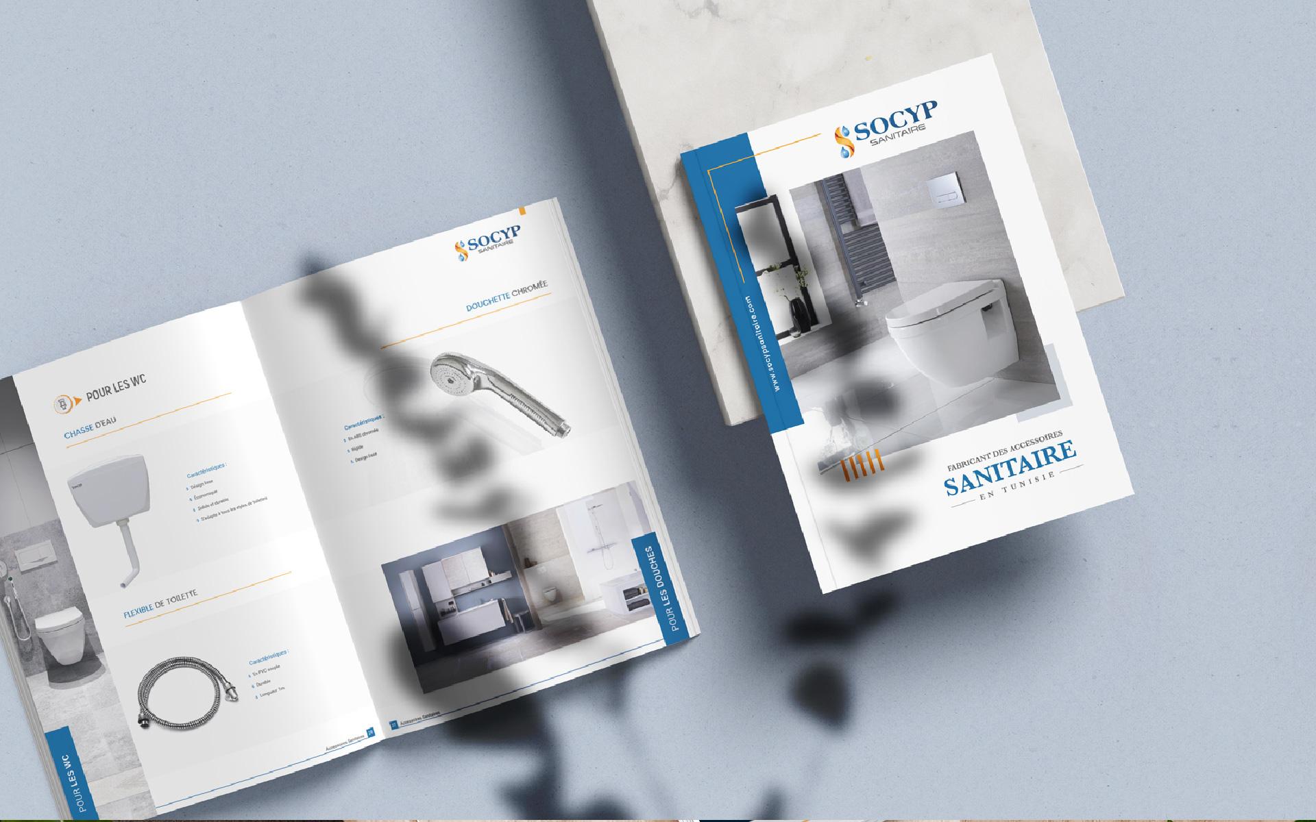 Catalogue Socyp Sanitaire