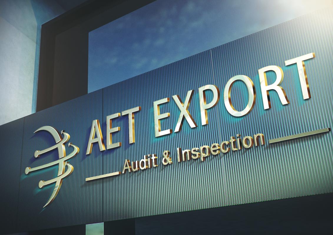 Logo Aet Export