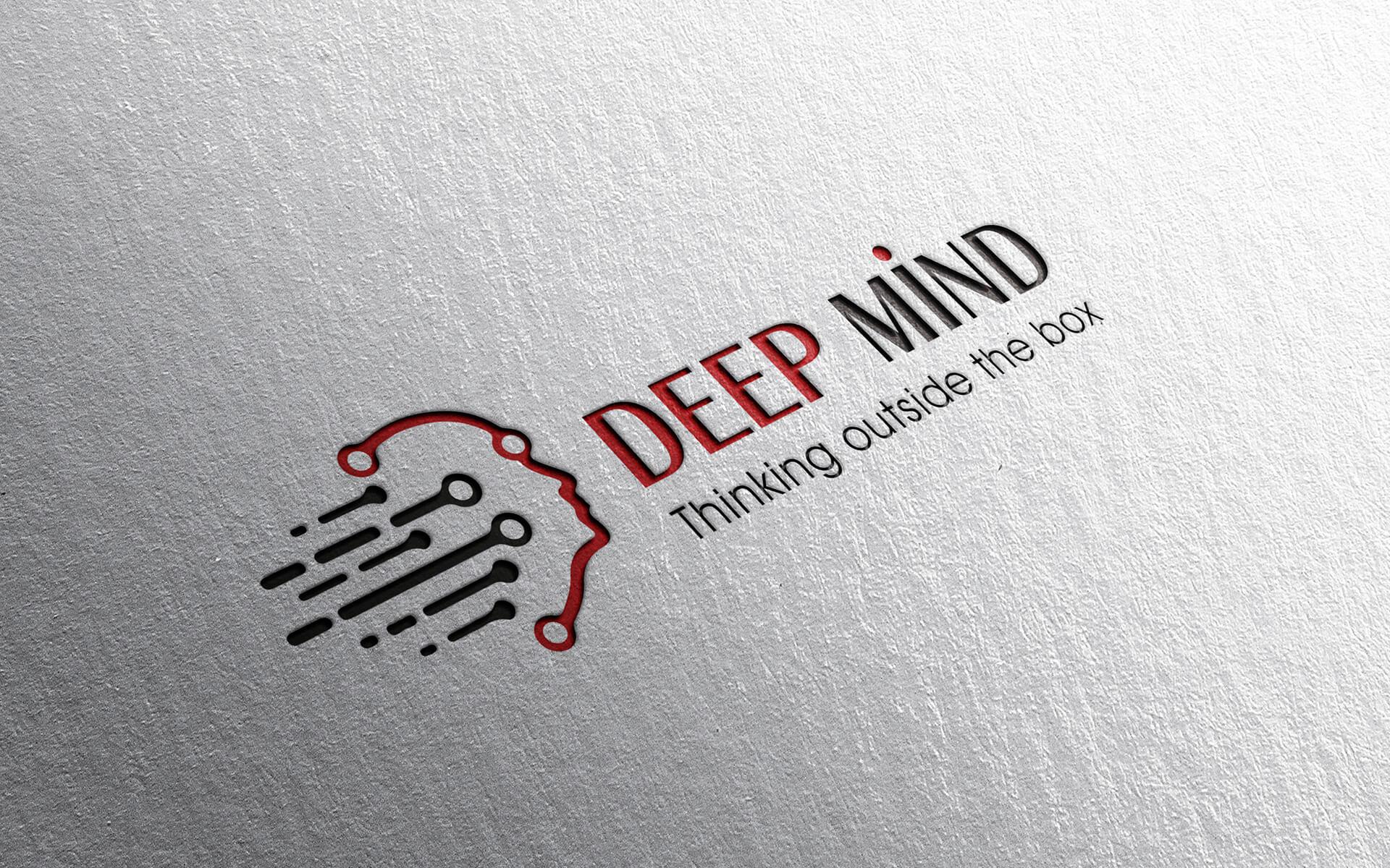 Logo Deep mind
