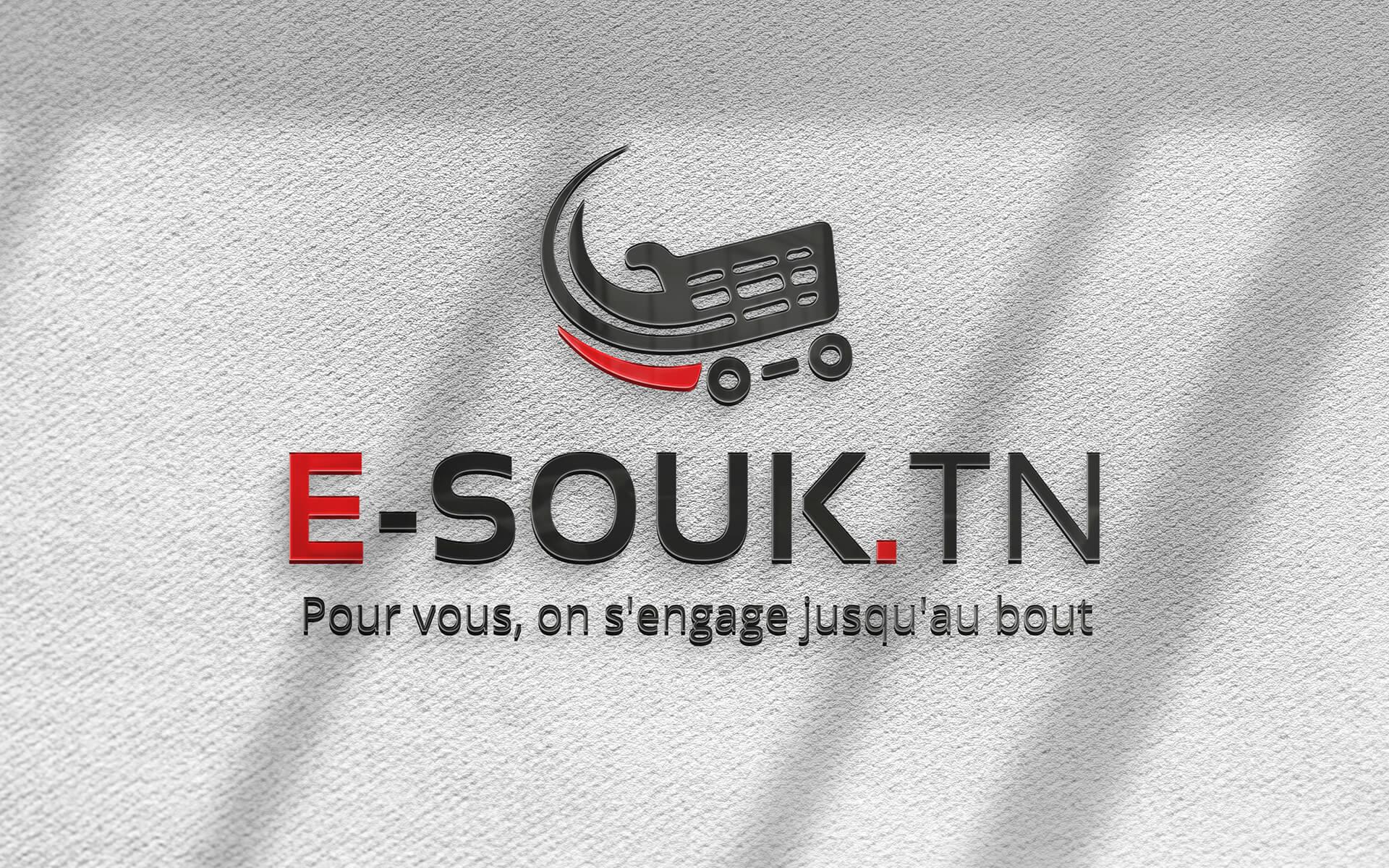 Logo E-souk