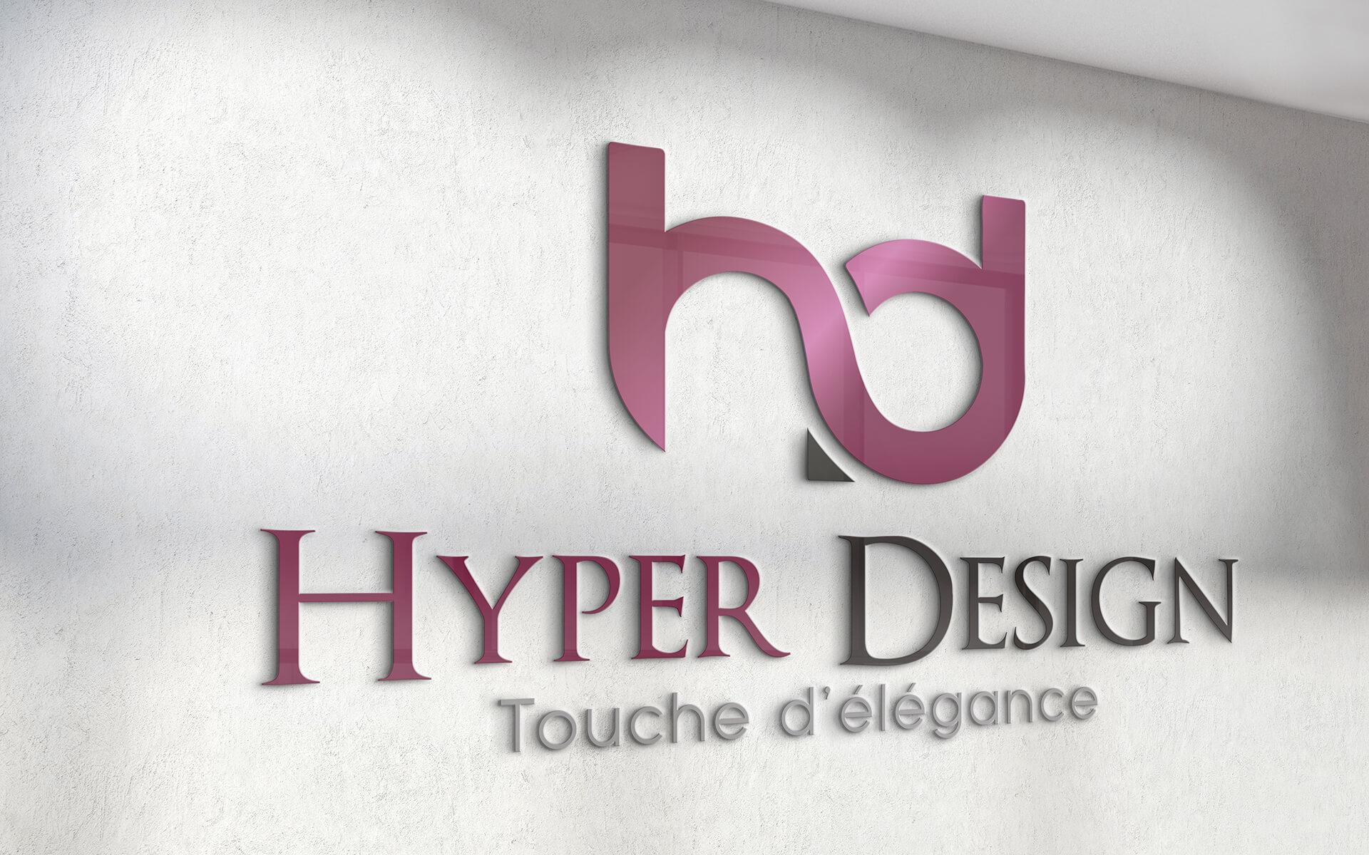 Logo Hyper Design