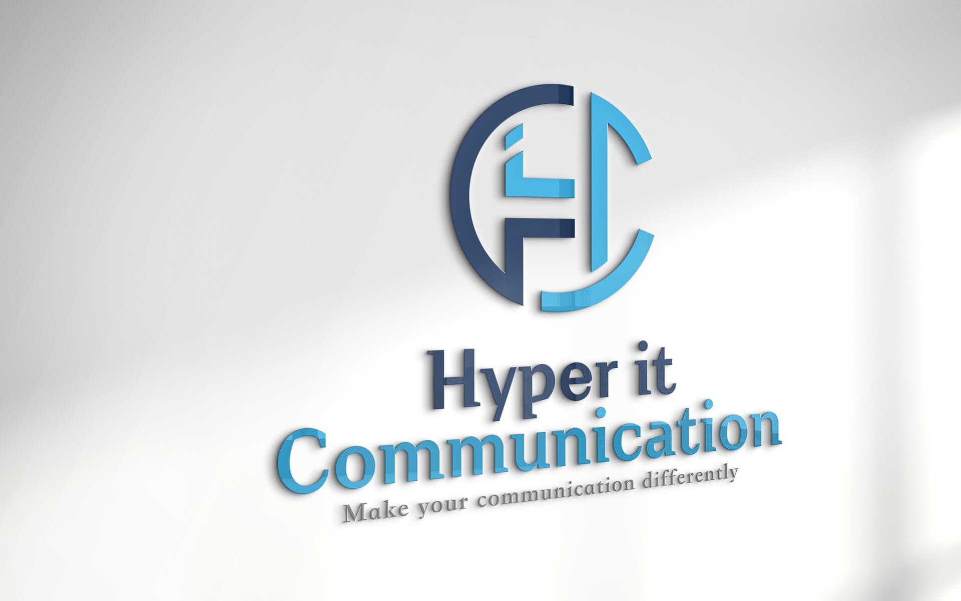 Logo Hyper It Communication