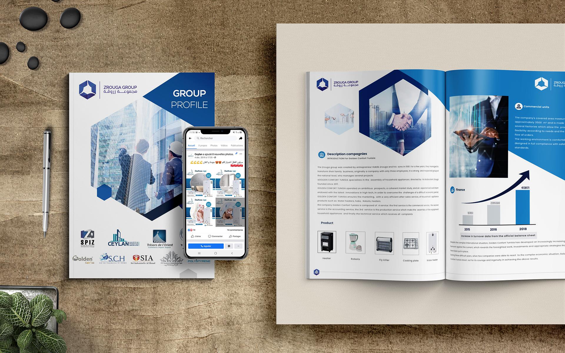 Catalogue Zrouga