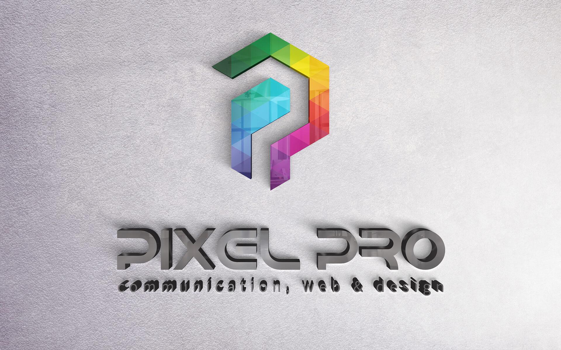 Logo Pixel Pro