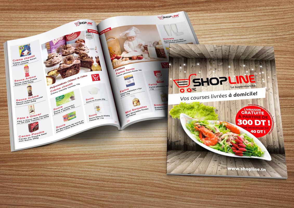 Catalogue Shopline