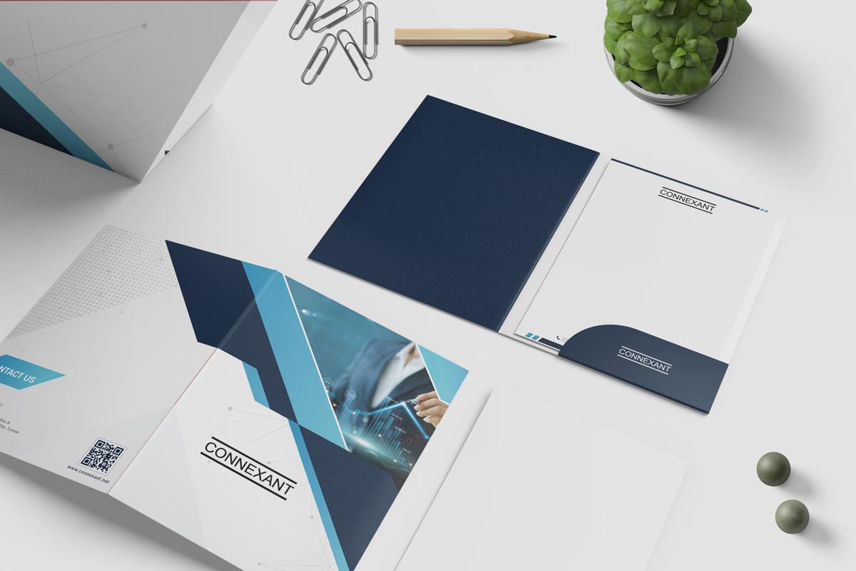 Porte document – Connexant