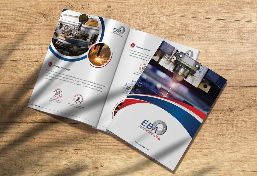 Catalogue pour Eba